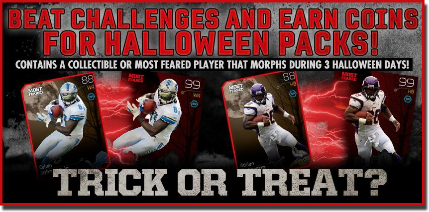 Most Feared MUT Promo