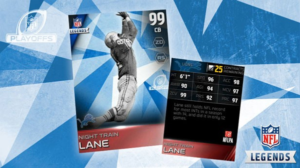 Two more legends were just added to madden ultimate team night