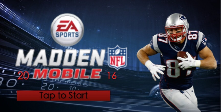 Madden Mobile 16 Fan Title Screen! - Madden NFL Mobile Discussion ...