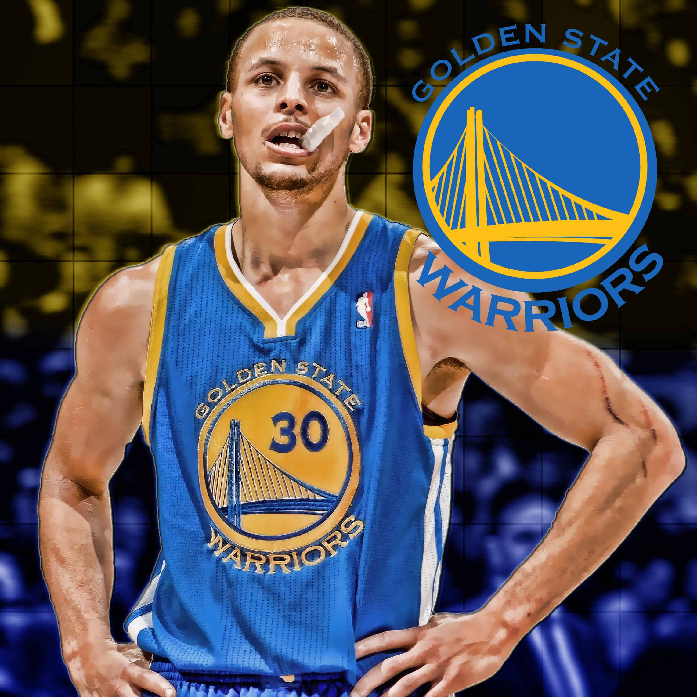 Stephen Curry Wallpaper: (0.05 MHC OR 0.1 MHC EACH) WALLPAPERS, CARDS, AVATARS