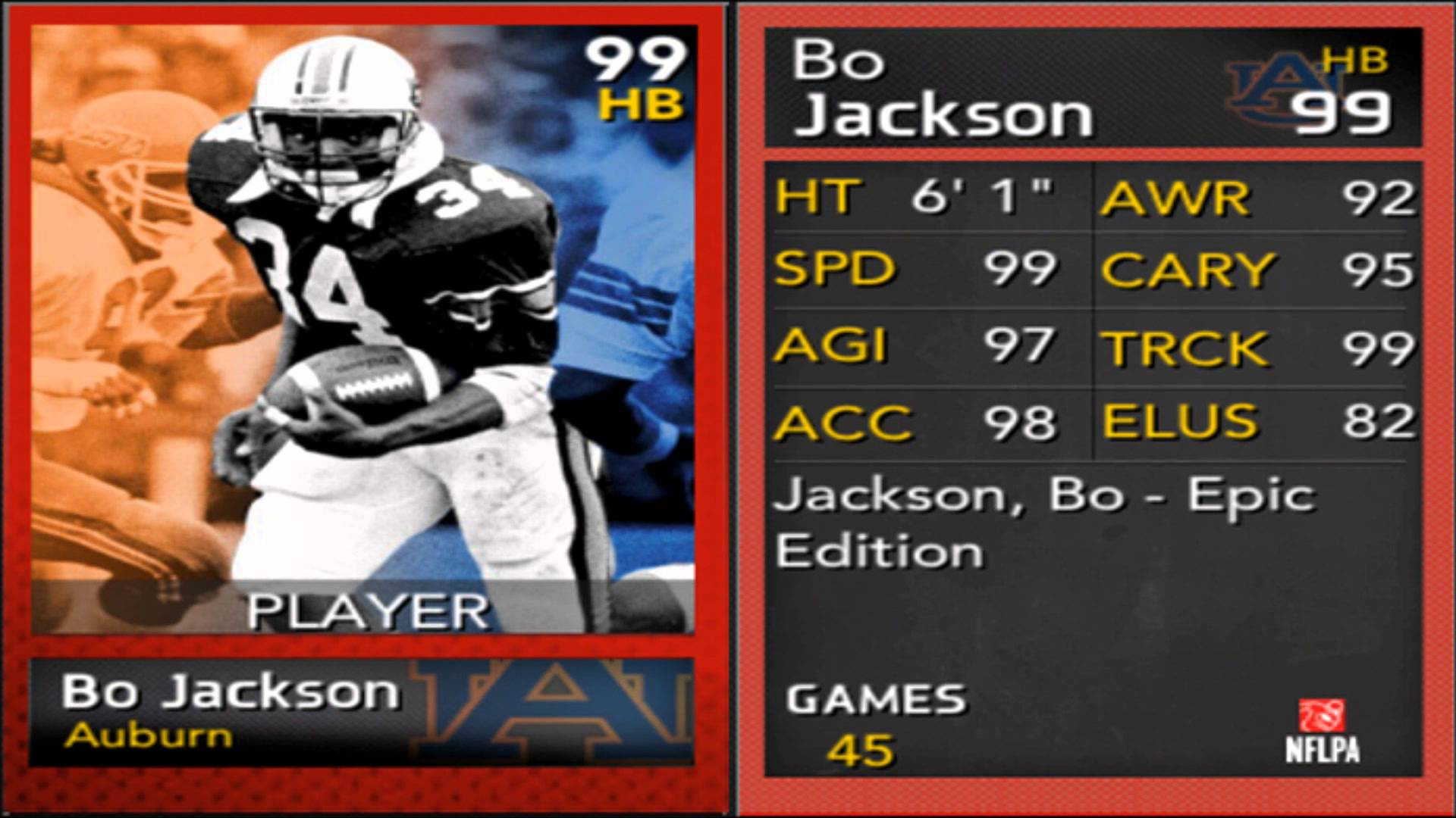 Bo Jackson Mut Discussion Madden Madden Nfl 19 Forums Muthead