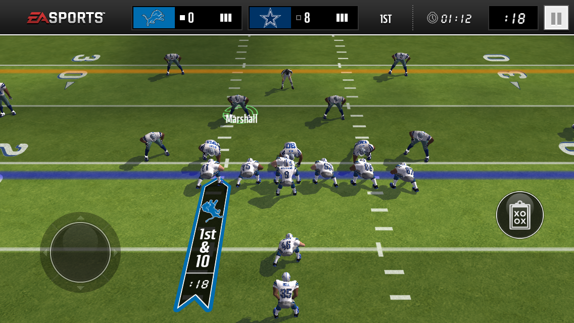 fb0cc60a933 How do I change my uniforms  - Madden NFL Mobile Discussion - Madden ...
