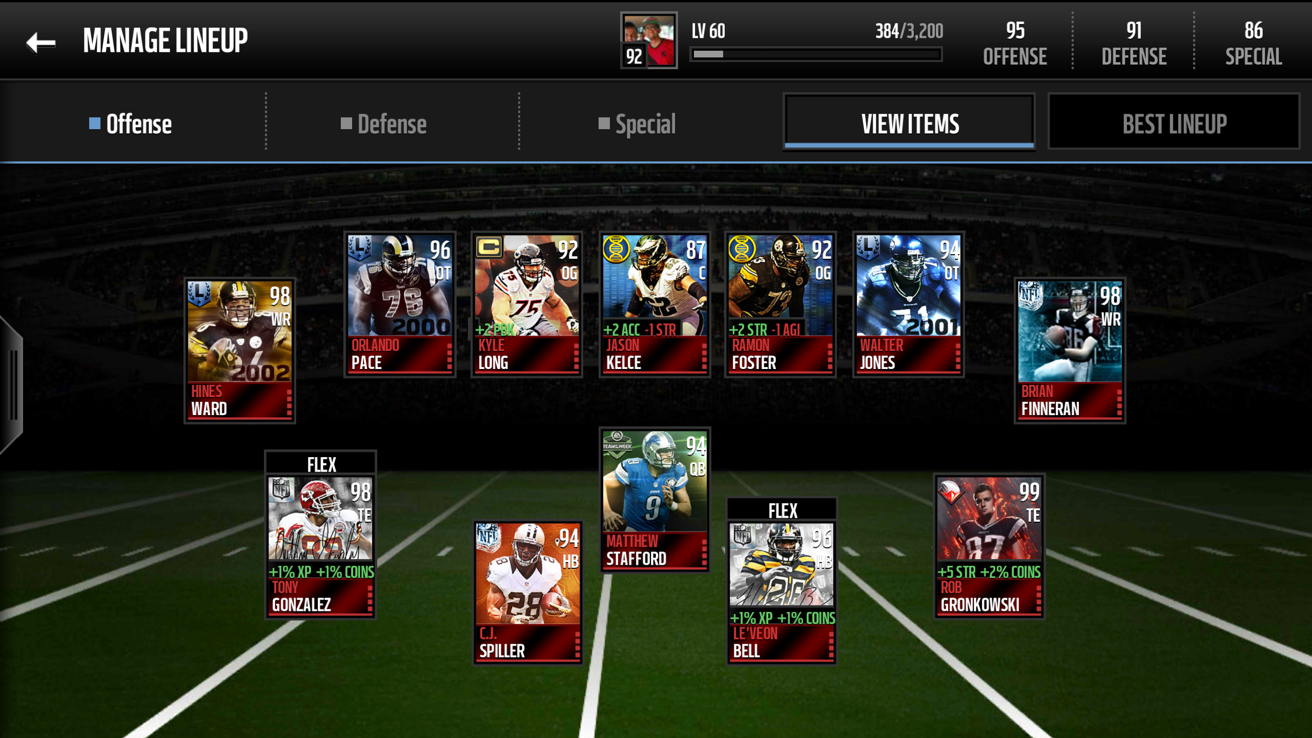 Line up help madden nfl mobile discussion madden nfl for Laden mobel
