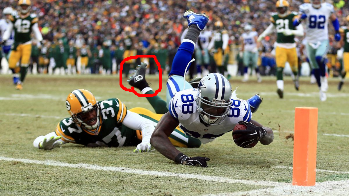 So I Was Looking For Dez Bryant Pictures And I Found This