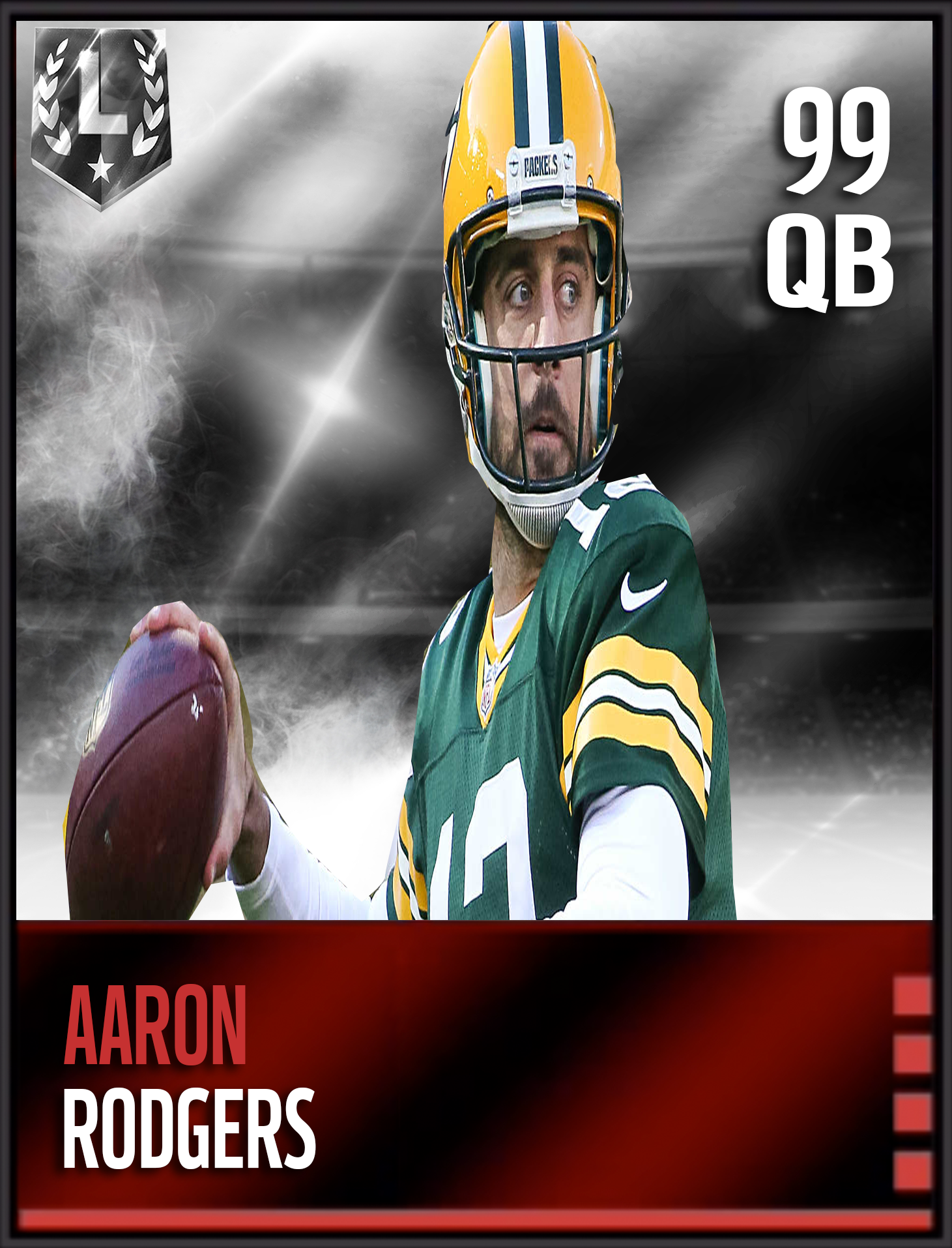 First Ever Madden Mobile Card Art !! Cool? - MUT Discussion - Madden