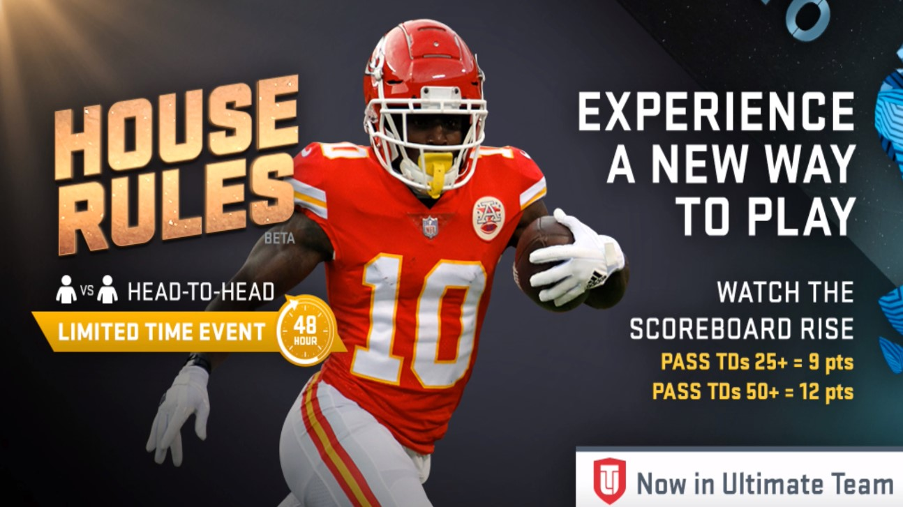 Image result for madden house rules